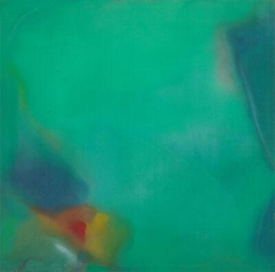 Willem de Looper, 'Thoroughly Emerald', 1968