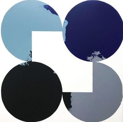 Eleni Pratsi, 'Composition No 105', 2018