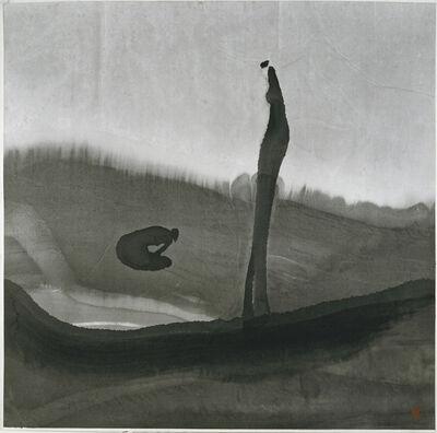 Gao Xingjian 高行健, 'Anguish', 1995