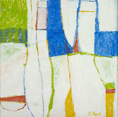 Charlotte Park, 'Chicory', 1976
