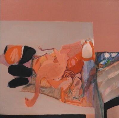 Gabriel Godard, 'Nature morte aux poulets', 1977