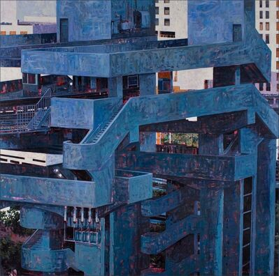 Gustavo Acosta, 'The Blue Shade', 2010