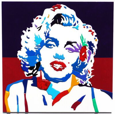 Dario Brevi, 'Marilyn', 2009