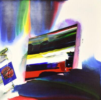 Paul Jenkins, 'Phenomena Prism Shadow', 1986