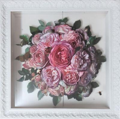 Jorge Villalba, 'Pink Roses', 2020