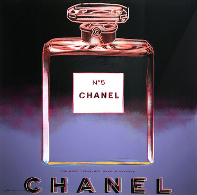 Andy Warhol, 'Chanel, from Ads ', 1985