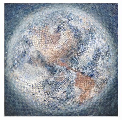 Irene Dubrovsky, 'Planeta Azul', 2019
