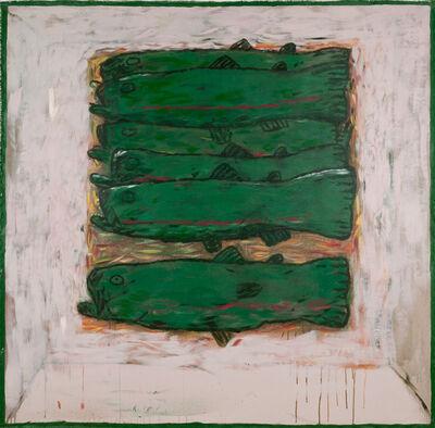 Gaylen Hansen, 'Green Fish', 2011