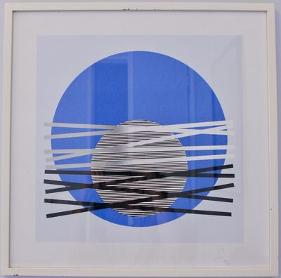Jesús Rafael Soto, 'Untitled', 1970-1990