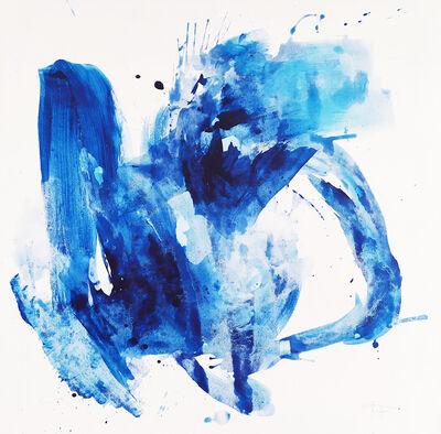Alba Escayo, 'Calligraphy I', 2012