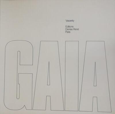 Victor Vasarely, 'GAIA', 1975