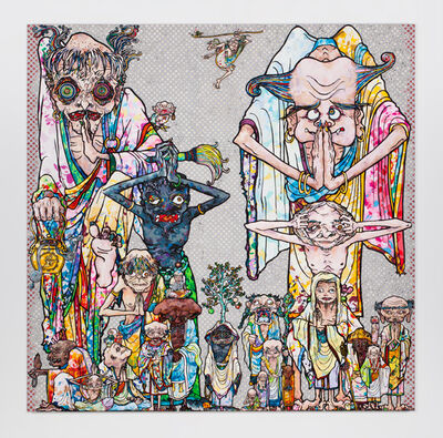 Takashi Murakami, 'CLAIRVOYANCE', 2015