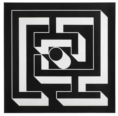 Imre Bak, 'Labyrinth', 1979