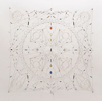 Leonardo Ulian, 'Random relay - Technological mandala #42 ', 2014