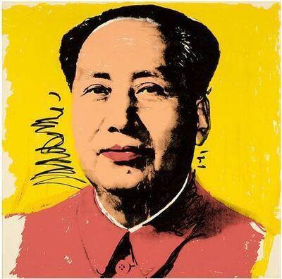 Andy Warhol, 'Mao, II.97', 1972