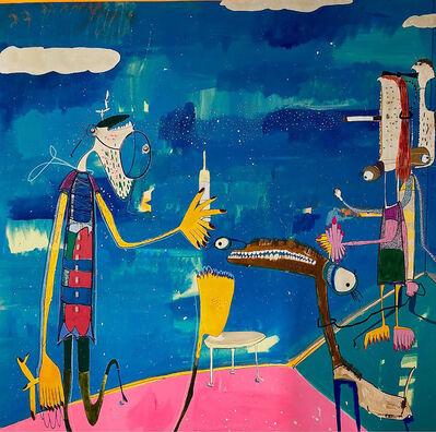 Rafa Macarrón, 'Untitled', 2018