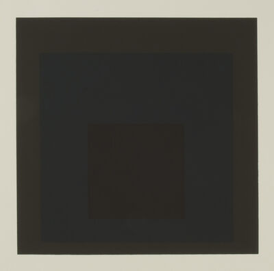 Josef Albers, 'Profundo', 1965