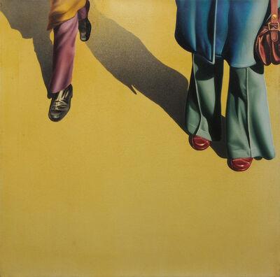 Hilo Chen, 'SideWalk 4', 1973