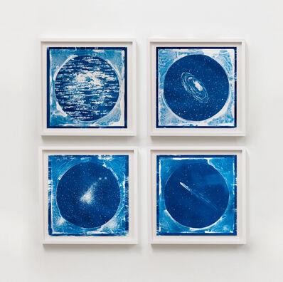 Lia Halloran, 'Spectra, Spiral, Small Magellenic Cloud, Comet', 2017