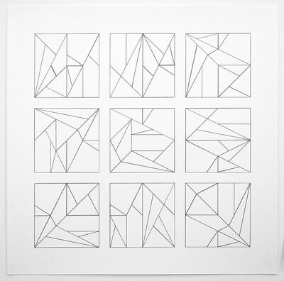 Ellie Ga, 'Ostomachion 17, 152 Y', 2014