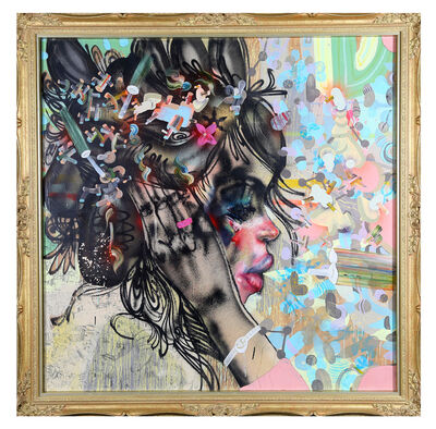 David Choe, 'Please Lie To Me', 2008