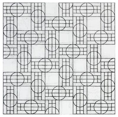 Matt Mullican, 'Untitled (Field of Cities: Elemental Center)', 2010