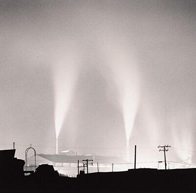 Michael Kenna, 'National Refractories, Stadi 2, Moss Landing, California', 1989