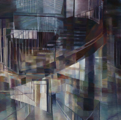 Nancy Newman Rice, 'Third Turn', 2014
