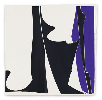 Joanne Freeman, 'Covers 13 - Blue Black', 2014