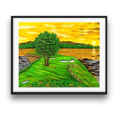 Valentino Dixon, 'Limited Edition Print - Sunset Point', 2013