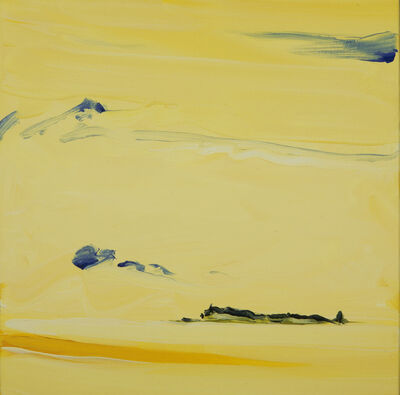 Susan Headley Van Campen, 'Yellow Morning, Penobscot Bay ', 2019
