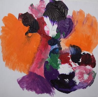 L.B. Berman, 'Flippin Flowers', 2019