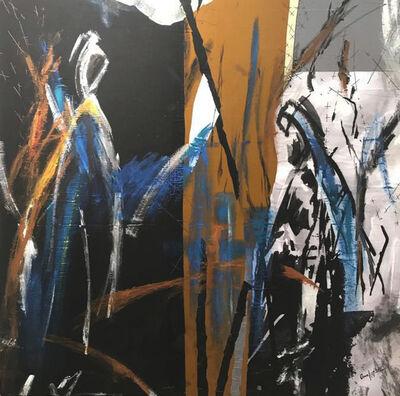 Amal Al Aathem, 'Self Dialogue 2', 2017