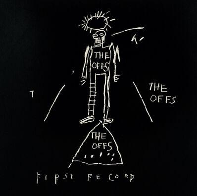 Jean-Michel Basquiat, 'Basquiat, The Offs 1984 (Sealed 1st Pressing)', 1984