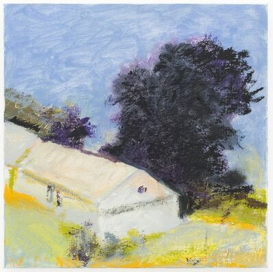 Wolf Kahn, 'Matt Farm II (small version)', 2013