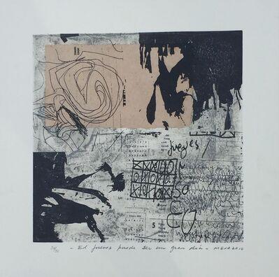 Rigoberto Mena, 'El Jueves Puede Ser Un Gran Dia', 2010