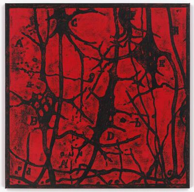 Matt Mullican, 'Untitled (Neuro System)', 2012