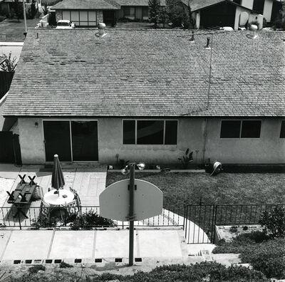 Joe Deal, 'Backyard, Diamond Bar', 1980