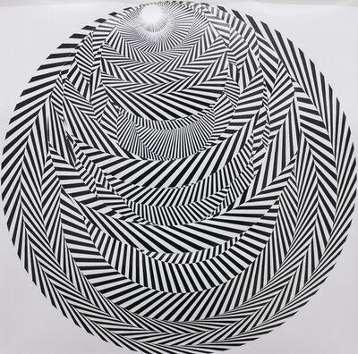 Guo Hongwei 郭鸿蔚, 'Blaze 3, 1963', 2013
