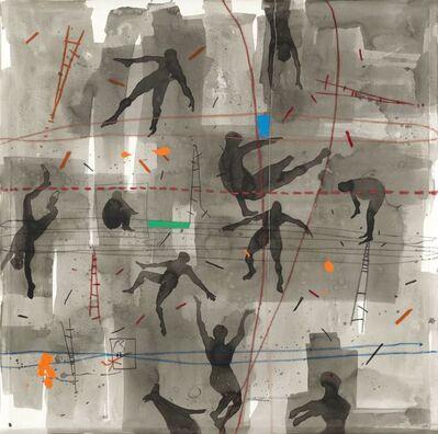 Nu Barreto, 'PAS LIBRE (no freedom)', 2016