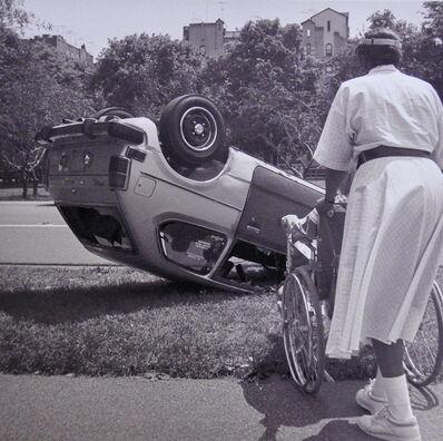 Glenn Goldstein, 'Two Disabilities', 1989