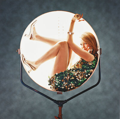 Ormond Gigli, 'Girl in Light, New York City', 1967