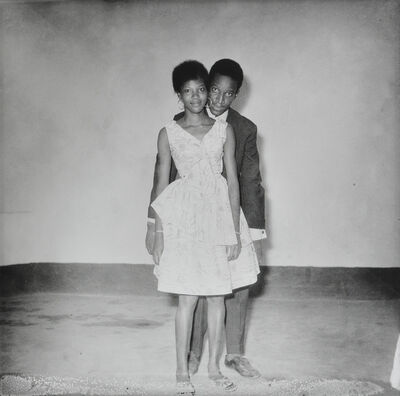 Malick Sidibé, 'The Arrival of Sacko Abdoulaye', 1967