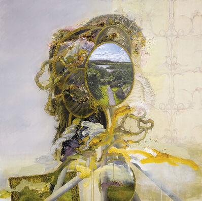 David Kim Whittaker, 'The Molecular Mirror (To Open the Heavens)', 2019