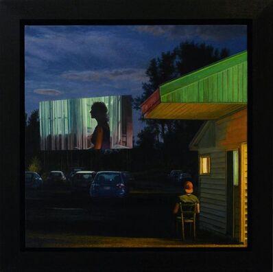 Stephen Fox, 'Sitting in the Dark', 2016