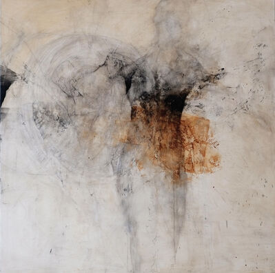 Nathalie Deshairs, 'Guerrier Ocre', 2018