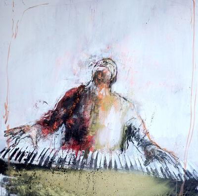 Christophe Hohler, 'Pianiste 2', 2019