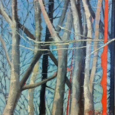 Ellen Sinel, 'Winter Trees II', 2014