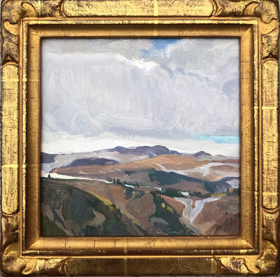 """G. Russell Case, '""""Timberline""""', 2018"""