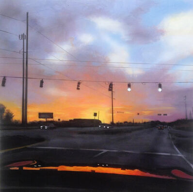 Margaret Morrison, 'Drive Home', 2015